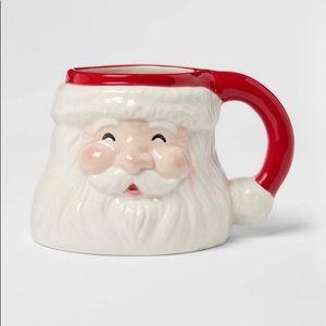 NWT Santa Mug
